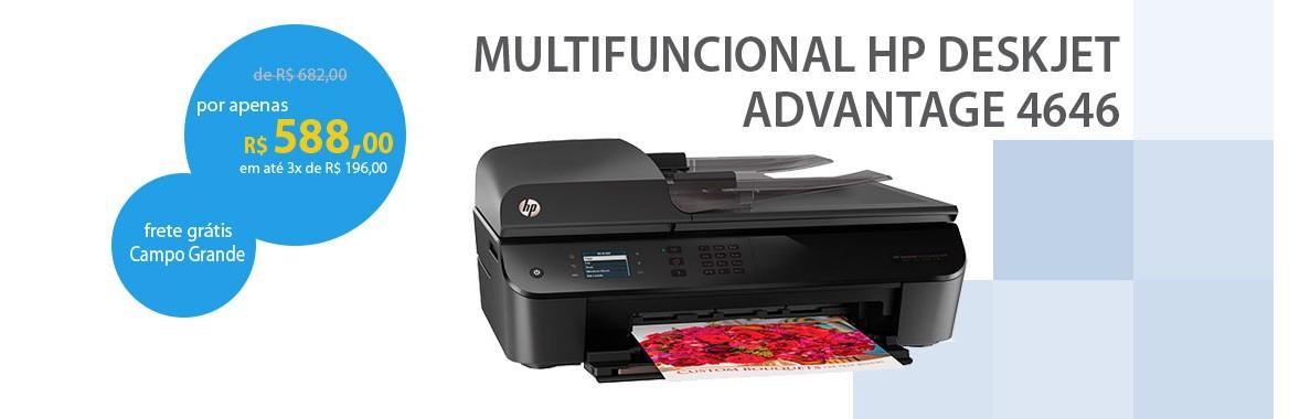Multifuncional HP Deskjet